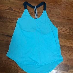 Nike drift blue tank top size L